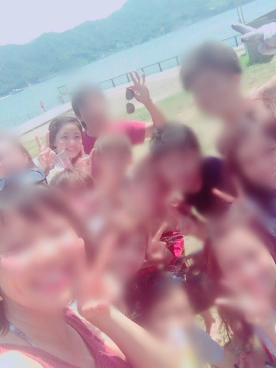 パリピ満喫の瀧野由美子の流出写真